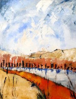 Byu the Road by Patricia Lozano
