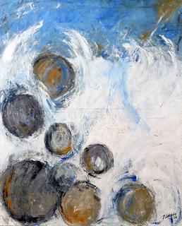 Bluff by Patricia Lozano