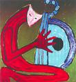 A Muller da Arpa by Menchu Lamas