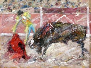 Derechazo by Margarita de Grassa