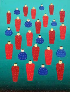 The Yes People by Hemavathy Guha