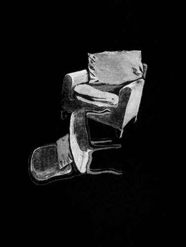 Furniture VIII by Juan Muñoz