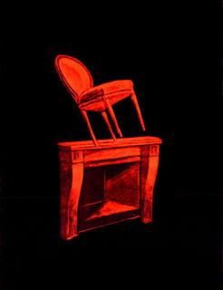 Furniture XVII by Juan Muñoz
