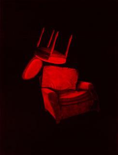Furniture XVIII by Juan Muñoz