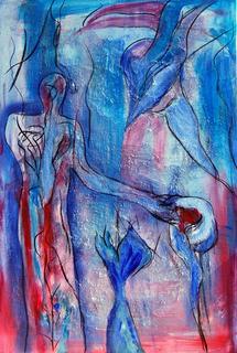 Catch the Flower by Soledad Fernández