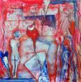 Contemplation by Soledad Fernández