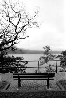 Lake Maggiore, Italy, Rainy Afternoon by Tiziano Micci