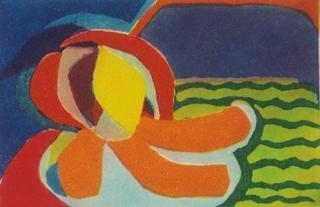 Flower II by Tomás Pariente