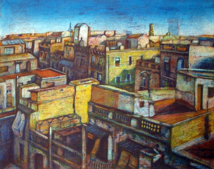 City I by Tomás Pariente