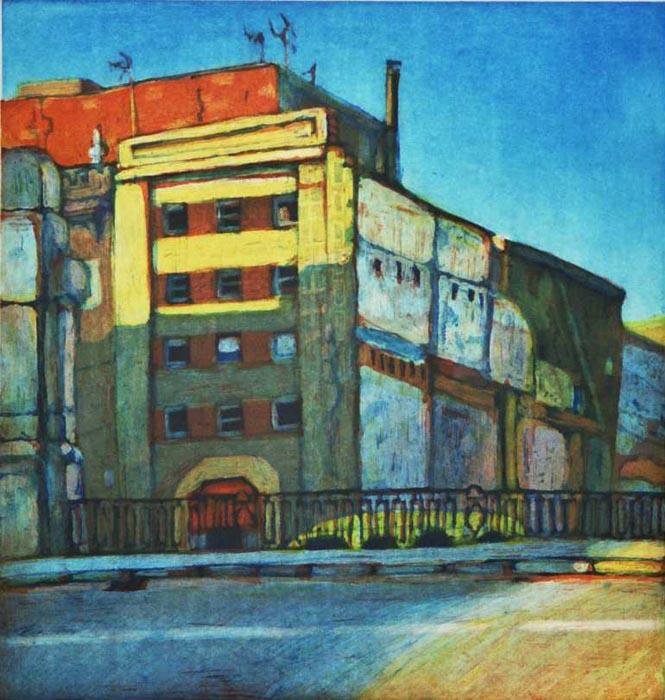 City 2 by Tomás Pariente