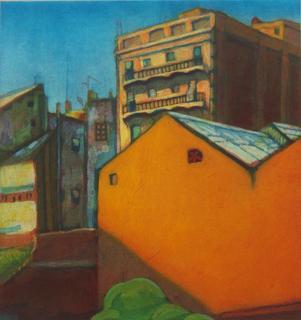City 3 by Tomás Pariente