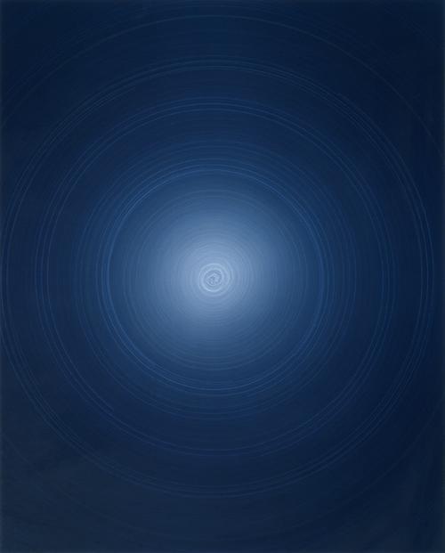 Stars - Drynachan by Robert Davies