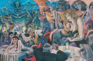 The Big Party by Jorge Salas Ampuero
