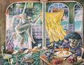 The Bath by Jorge Salas Ampuero