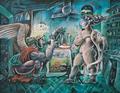 Annunciation by Jorge Salas Ampuero