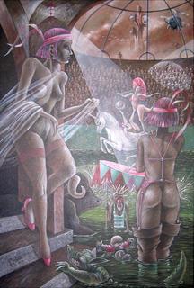 Circo Dell'Acqua by Jorge Salas Ampuero