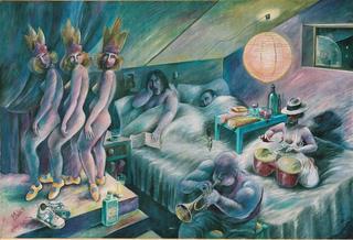 Jazz Dream by Jorge Salas Ampuero