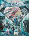 Metro by Jorge Salas Ampuero