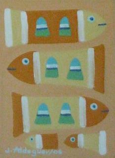Fish 9 by Judith Aldeguer