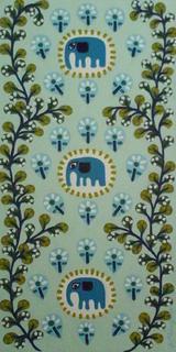 Elephants 12 by Judith Aldeguer
