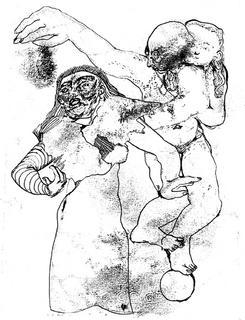 Daimon by Cécile Carrière