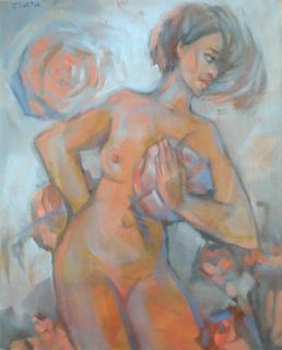 Erotic Dance by Irina Privedentseva