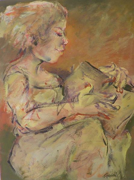Marta Legge V.W. by Manlio Rondoni