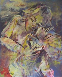 Alessio il 12 luglio del 2003 by Manlio Rondoni