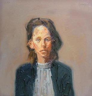 Anonimous Portrait VIII by Alvaro Amengual