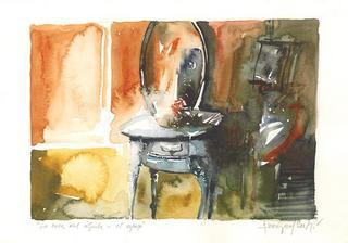 The Mirror by Alvaro Amengual