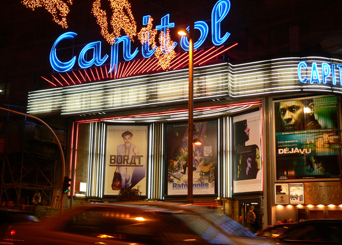 Capitol by Daniel Bellido