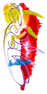 Amaterasu by James Dinverno
