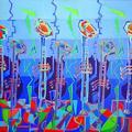 Outro D major by Frances Cocagne