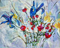 Spring Mood by Moshe Paz