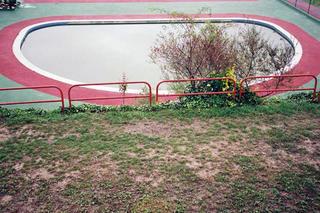 Oviedo Pool by Román Guerras