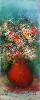 Flowers 4 by Malka Tsentsiper