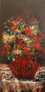 Flowers 3 by Malka Tsentsiper