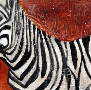 Zebra by Neiro