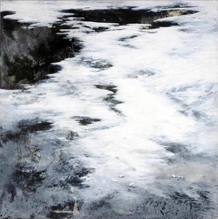 Water and Snow I by Fermín Ramírez de Arellano