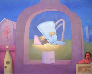 Estructuras en Pugna by Pablo Salinas