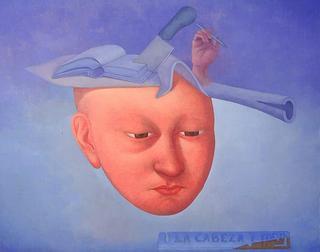 Head by Pablo Salinas