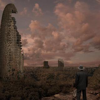 Agbar Tower by Albert Puntí Culla