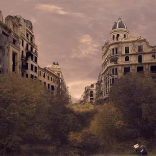 Vía Laietana 2 by Albert Puntí Culla