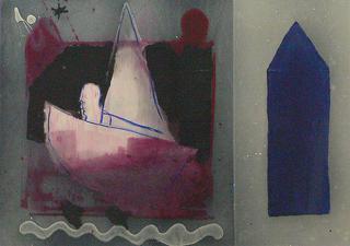Uncertainty Series: The Navigator by Jaime Sánchez Alonso