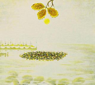 Leaves 5 by Pham Kien Giang