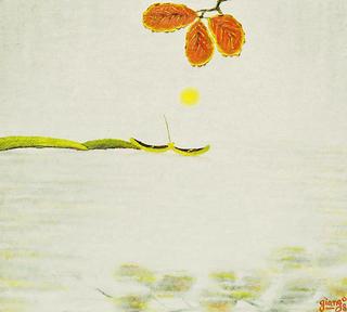 Leaves 6 by Pham Kien Giang