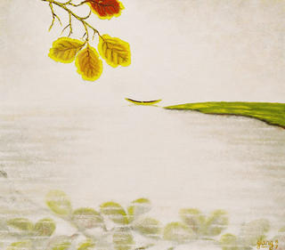 Leaves 8.The Little Moment of Fall 4 by Pham Kien Giang