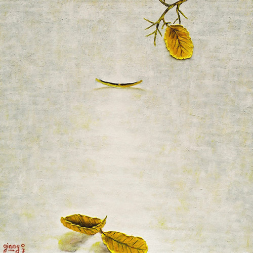 Leaves 10. Still Life by Pham Kien Giang