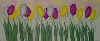 Tulipans by Marinella Owens