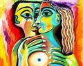 The Three Faces of Love by Raúl Cañestro